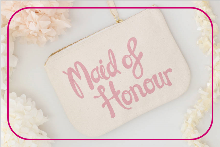 Maid of Honour: My duties, roles and responsibilities