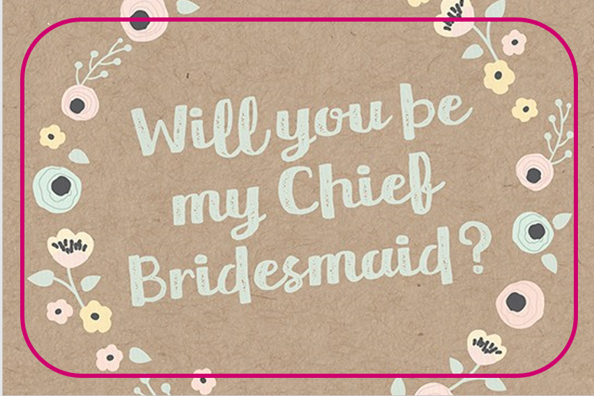 Read more about the article The Chief Bridesmaid: My duties, roles and responsibilities