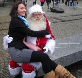 Christmas Hunt with Santa