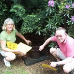 50th Birthday party treasure hunt outdoor parties